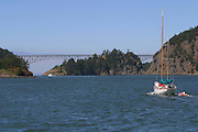 Deception Pass, Washington<br />
