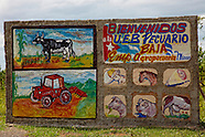 Cuban Farm Signs.