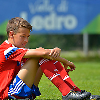 Training Camp FC Bayern Val di Ledro 2014