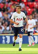 Tottenham's Harry Winks in action during the pre season match at Wembley Stadium, London. Picture date 5th August 2017. Picture credit should read: David Klein/Sportimage