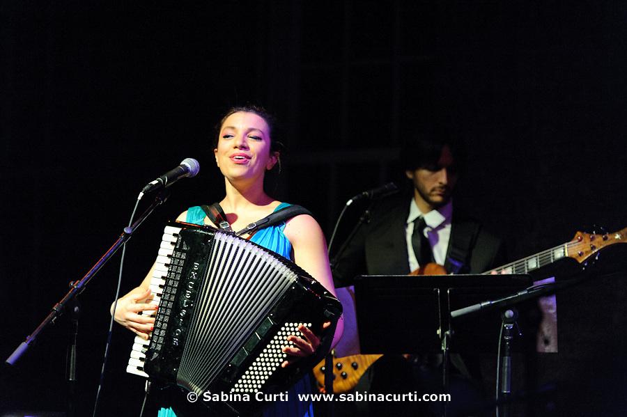 Banda Magda live at Mass Moca