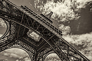 PARIS IN MONOCHROME