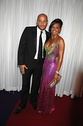 MEL B and STEFAN BELAFONTE at the 2008 Glamour Women of the Year Awards 2008 held in the Berkeley Square Gardens, London on 3rd June 2008.<br />
