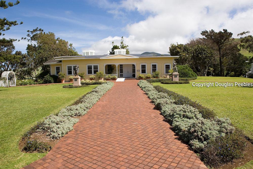 Puuopelu, Parker Ranch House, Waimea,  Kamuela, Kohala, Island of Hawaii<br />