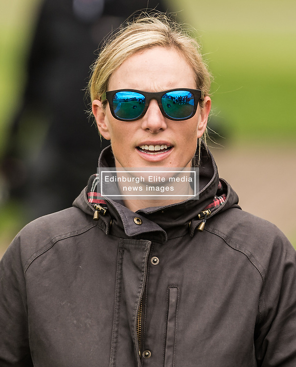 Zara Tindall at The ISPS HANDA Mike Tindall Celebrity Golf Classic<br /> <br /> (c) John Baguley   Edinburgh Elite media