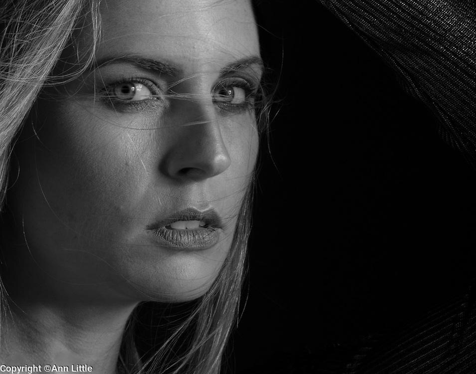 Lindsey Weller, model