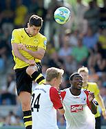 Fussball DFB Pokal 2013/14: Wilhelmshaven - Borussia Dortmund