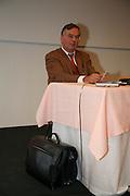 François Rime, candidat de l'UDC pour le conseil fédéral en 2010 est propriétaire de la menuiserie Desponds à Bulle. François Rime, SVP Nationalrat und Bundesratskandiat. © Romano P. Riedo