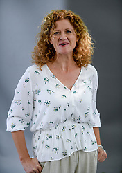 Susan Fletcher appears at the 2019 Edinburgh International Book Festival.<br /> <br /> While horror fans lap up blood and gore, the subtlety of a well-told ghost story can chill a reader to the bones. House of Glass, by Whitbread First Novel Award-winning Susan Fletcher, features love, lies and ghosts as Britain enters the First World War. Michelle Paver's Wakenhyrst is a gothic thriller where unspeakable forces are unleashed. <br /> <br /> © Dave Johnston / EEm