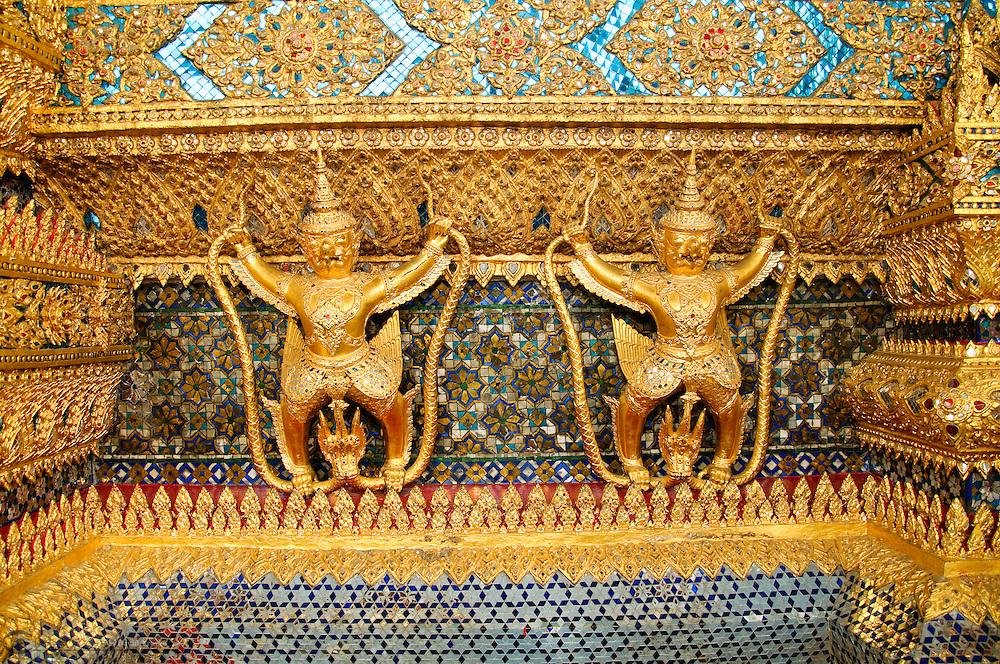 Grand Palace Wat Phra Kaeo, Bangkok Thailand