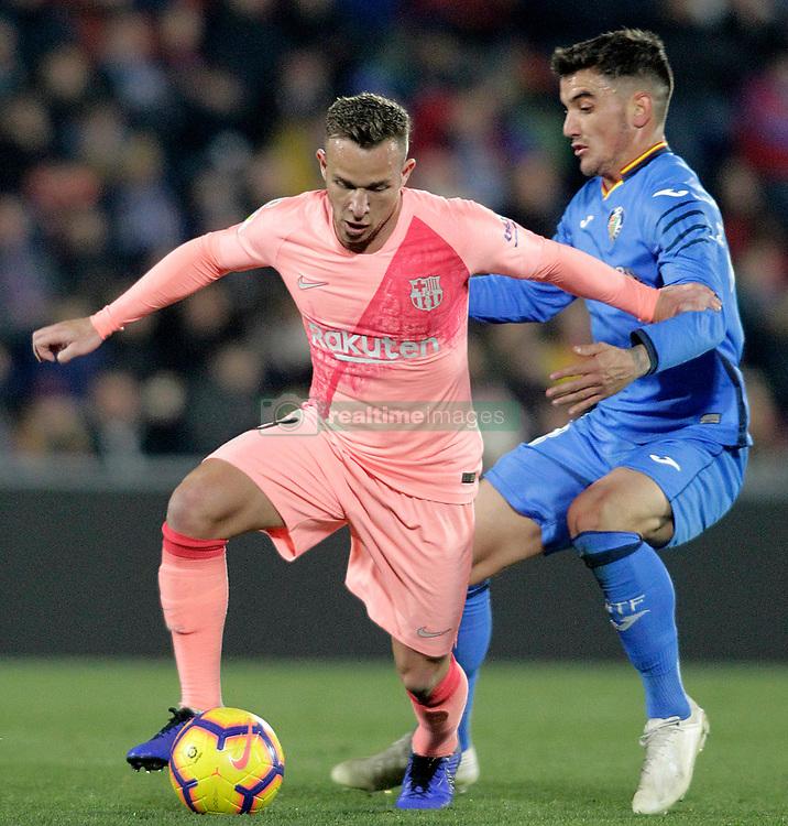 صور مباراة : خيتافي - برشلونة 1-2 ( 06-01-2019 ) 664964-001