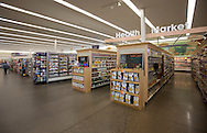 The Health Market section of a Hy-Vee store in Rock Island, Illinois on Tuesday August 7, 2012.