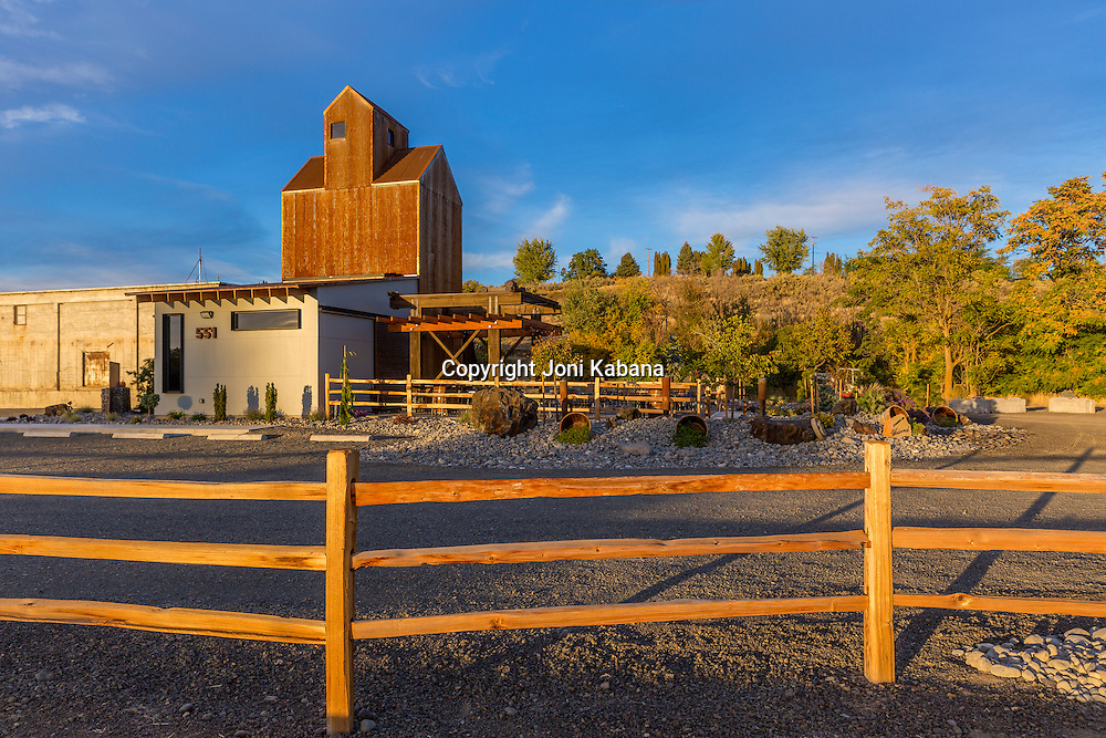 Echo, Oregon: Echo Hills Winery Oregon