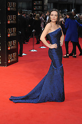 Ava West attends The Olivier Awards 2016 at the Royal Opera House in London. 3rd April 2016. EXPA Pictures © 2016, PhotoCredit: EXPA/ Photoshot/ Paul Treadway<br /> <br /> *****ATTENTION - for AUT, SLO, CRO, SRB, BIH, MAZ, SUI only*****