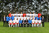 Equipe Nancy - 14.09.2015 - Photo Officielle Nancy<br /> Photo : Fred Marvaux / Icon Sport