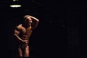 March 14, 2015 - Niagara Falls, NY. Bodybuilders from around Western New York compete in the 2015 Mr. and Ms. Buffalo Contest, held this year at the Niagara Falls Conference and Event Center.