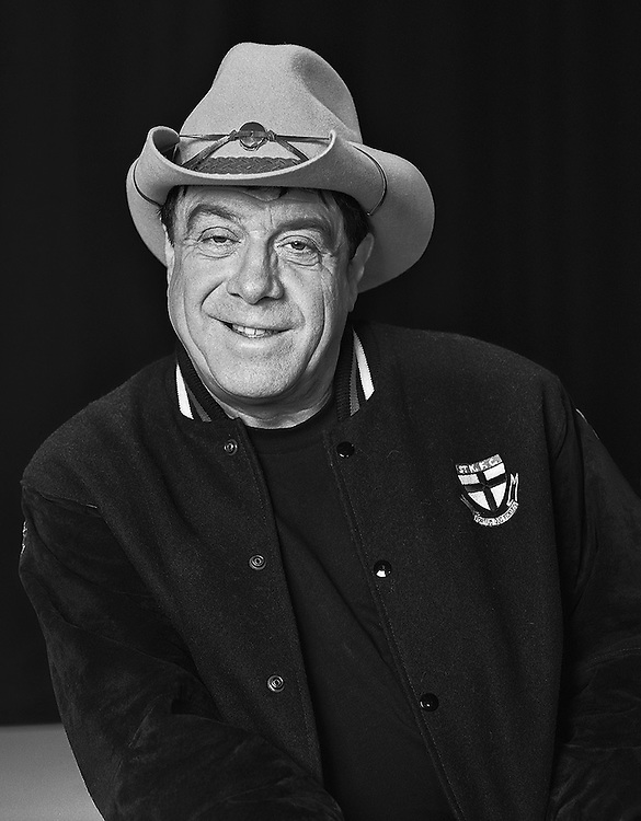 Australian popular music critic, journalist, record producer and musical entrepreneur. He was the talent co-ordinator, on-air interviewer and music news presenter on the former popular music program Countdown (1974–87) and is widely recognised for his trademark Stetson hat, which he has regularly worn in public since the 1980s (it is commonly mistaken for an Akubra).