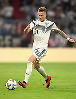 FUSSBALL UEFA Nations League in Muenchen Deutschland - Frankreich       06.09.2018 Marco Reus (Deutschland) --- DFB regulations prohibit any use of photographs as image sequences and/or quasi-video. ---