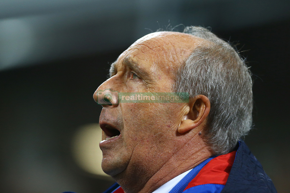 November 13, 2017 - Milan, Italy - FIFA World Cup Qualifiers play-off Switzerland v Northern Ireland.Italy coach Giampiero Ventura at San Siro Stadium in Milan, Italy on November 13, 2017..Photo Matteo Ciambelli / NurPhoto  (Credit Image: © Matteo Ciambelli/NurPhoto via ZUMA Press)