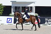 Johanna Due Boje - Don Corleone<br /> World Equestrian Festival, CHIO Aachen 2014<br /> © DigiShots