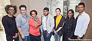 CA 2016 de Diversité Artistique Montréal DAM à  3680, rue Jeanne-Mance, / Montreal / Canada / 2016-11-08, Photo © Marc Gibert / adecom.ca CA 2016 de Diversité Artistique Montréal DAM. Sur la photo, de gauche à droite : Wissam Yassine, Albert Kwan, Marie-Denise Douyon, Kym Dominique-Ferguson, Alysia Yip-Hoi, Margaret Archer et Henri Pardo. Absent-e-s sur la photo : Christophe Lemière et Erika Bergeron-Drolet. DAM   3680, rue Jeanne-Mance, / Montreal / Canada / 2016-11-08, Photo © Marc Gibert / adecom.ca