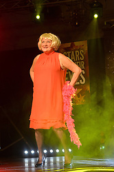 Catherine Mahon Roddy performing as Peggy Lee as part of the Stars in their Eyes Westport Community Development show at the Castlecourt Hotel on friday last.<br /> Pic Conor McKeown