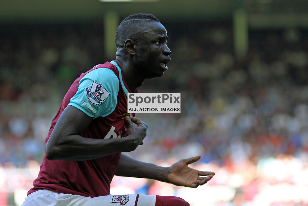 Cheikhou Kouyate During West Ham United vs Bournemouth FC on Saturday the 22nd August 2015