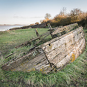 20 Purton Hulks - Ships' Graveyard
