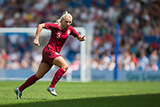 Alex Greenwood (England) during the FIFA Women's World Cup UEFA warm up match between England Women and New Zealand Women at the American Express Community Stadium, Brighton and Hove, England on 1 June 2019.