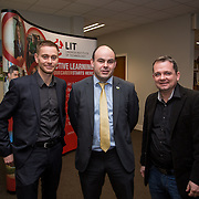 04.04.2016              <br /> A major event in Thomond Park to launch LIT&rsquo;s 2016/17 Sports Scholarship Programme has been told that the welfare of young athletes is a pressing issue that requires co-ordinated management.  <br /> <br /> Pictured at the event were, Joe O'Connor, Mike O'Riordan and Davey Fitzgerald.<br /> <br /> LIT&rsquo;s Scholarship Programme has a focus on athlete support and welfare, including off-field mentoring and education support for scholars.<br /> <br /> Joe O&rsquo;Connor, fitness consultant &ndash; whose credits include Ireland&rsquo;s Fittest Family, roles in Athletics Ireland, Horse Sport Ireland and senior inter-county GAA teams &ndash; told the event that the monitoring of training loads is critical in managing the welfare of young players, but warned that &ldquo;This involves so many people other than the athletes themselves.  Coaches across different teams and codes, in schools and colleges all have to play a role, as do parents and mentors.  Along with a correct lifestyle, this is the way to ensure that athletes maintain their health and fitness during their playing careers.  Its something we all need to take on board.&rdquo;. Picture: Alan Place/Fusionshooters