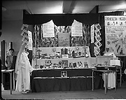 29/09/1959<br /> 09/29/1959<br /> 29 September 1959<br /> Franciscan exhibition at merchants Quay. Special for Fr Jude, Franciscan Fathers.