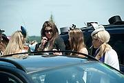 Royal Ascot. Tuesday. 14 June 2011. <br /> <br />  , -DO NOT ARCHIVE-© Copyright Photograph by Dafydd Jones. 248 Clapham Rd. London SW9 0PZ. Tel 0207 820 0771. www.dafjones.com.
