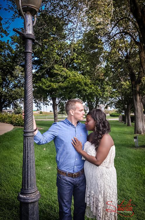 Fred & Kolo   Engagement Album - Kansas City Engagement Session   1216 Studio New Orleans Wedding Photography 2013
