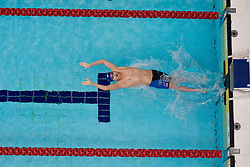 HYND Oliver GBR at 2015 IPC Swimming World Championships -  Men's 100m Backstroke S8