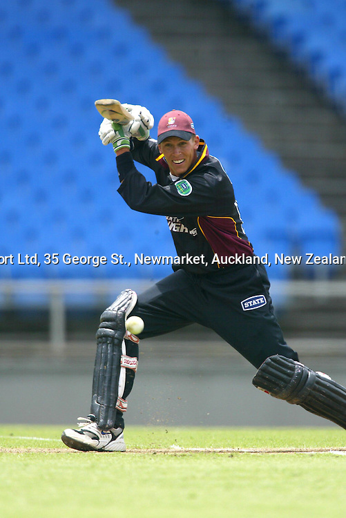 18 January 2004, State Shield Cricket, Auckland Aces vs Nothern Knights, Eden Park, Auckland, New Zealand.<br />