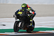 #35 Cal Crutchlow, British: tests the new LCR Honda Castrol during 2020 MotoGP Testing at Circuito Ricardo Tormo Cheste, Valencia, Spain on 19 November 2019.