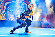 Guano Apes beim Open Flair 2015 in Open Flair Festival Eschwege am 09.August 2015. Foto: Rüdiger Knuth