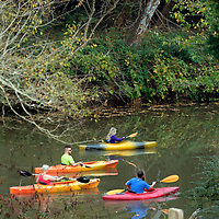 Kayaks & South Fork scenics