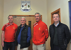 At Breaffy GAA Club last week,<br /> Pic Conor McKeown