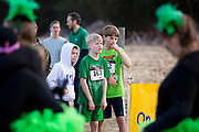 March 22, 2014.  <br /> Leprechaun Launch 2014