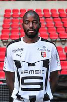 Abdoulaye Diallo - 15.09.2015 - Photo officielle Rennes - Ligue 1 2015/2016<br /> Photo : Philippe Le Brech / Icon Sport