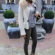NLD/Amsterdam/20120329 - Lancering 1e Giftsuite, Sylvana Simons