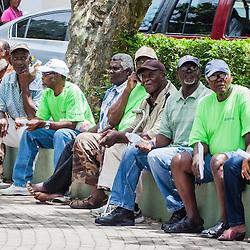 GERS Rally in Emancipation Garden