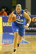 Taranto 08-06-2011<br /> Qualifying Tournament Eurobasket Women 2011<br /> Italia-Romania<br /> Nella foto Roberta Meneghel<br /> Foto di Ciamillo-Castoria