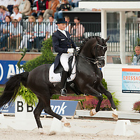 Grand Prix Special - European Dressage Championships 2011, Rotterdam