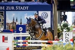 Jung Michael, GER, Fischer Chelsea<br /> Veolia Championat<br /> Braunschweig - Löwenclassics 2019<br /> © Hippo Foto - Stefan Lafrentz