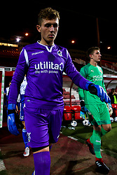 Harry Thomas-Barker of Bristol Rovers - Mandatory by-line: Robbie Stephenson/JMP - 29/10/2019 - FOOTBALL - County Ground - Swindon, England - Swindon Town v Bristol Rovers - FA Youth Cup Round One