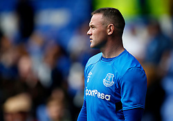 Wayne Rooney of Everton - Mandatory by-line: Matt McNulty/JMP - 12/08/2017 - FOOTBALL - Goodison Park - Liverpool, England - Everton v Stoke City - Premier League