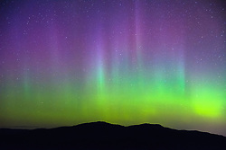 September 14, 2017 - Northern lights, Nickel Plate Provincial Park, Penticton, British Columbia, Canada (Credit Image: © Preserved Light Photography/Image Source via ZUMA Press)