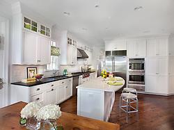 3618 N. Abingdon St Arlington, VA architect Bruce Wentworth Wentworth Studios Kitchen